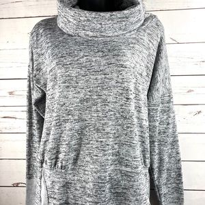 ATHLETA space dye Tranquility sweatshirt small